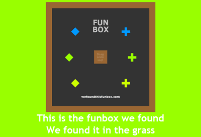 wefoundthisfunbox.com